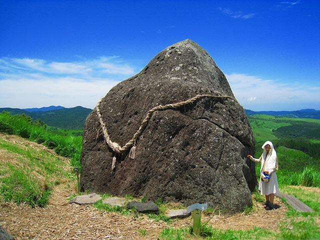 押戸石の丘2