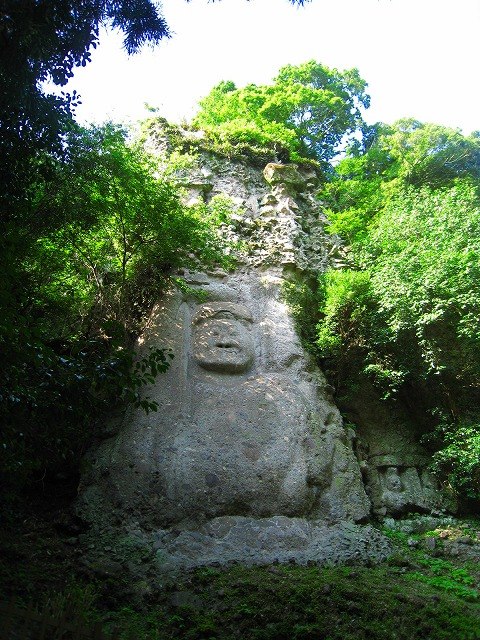 熊野崖仏10