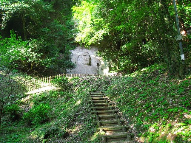熊野崖仏9